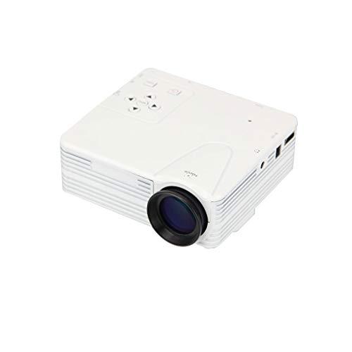 HongLianRiven Proyector portátil, 320x240dpi, Soporte HD 1080P ...
