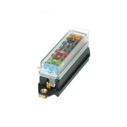 Sicherungsdose//f/ür 8 Sicherungen Sicherungskasten//Sicherungshalter