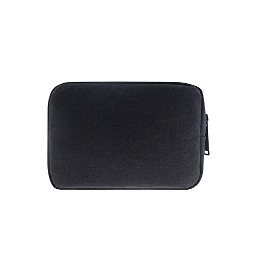 Electronic Accessories Bag,Digital Gadget Organizer Case,Nylon Travel Gear Storage Carrying Sleeve Pouch for Cable,USB,Earphones,Portable Hard Drives,Power Banks,Adapters or Camera Accessories