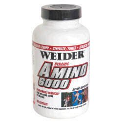 Weider Amino 6000 100 gélules