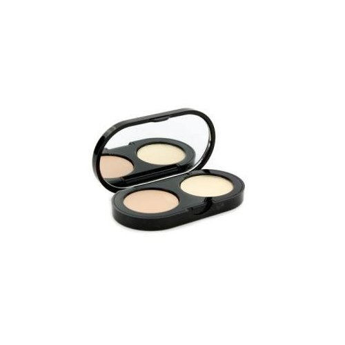 Bobbi Brown by Bobbi Brown New Creamy Concealer Kit - Ivory Creamy Concealer + Pale Yellow Sheer Finish Pressed Powder --3.1g/1.1oz ( Package Of 2 )