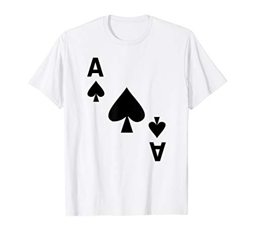 Card Game Card Ace Of Spades tshirt