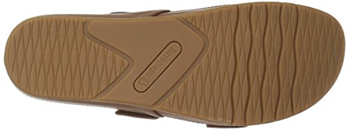 Brown BareTraps Women's Cherilyn Brush Sandal Slide YfwAxq6wT
