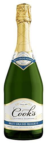 ifornia Champagne Grande Reserve White Wine, 750 mL bottle ()