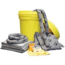 Brady 30 Gallon Oil Only Lab Pack Absorbent Spill Kit.
