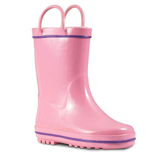 ZOOGS Children's Rubber Rain Boots for Little Kids & Toddlers, Boys & Girls by ZOOGS
