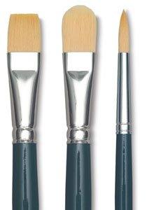 da Vinci Nova Series 1875 Oil Painting Brush, Filbert Synthetic, Size 8 by da Vinci Brushes