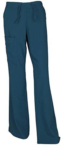 Zipper Front Scrub Pant - 1
