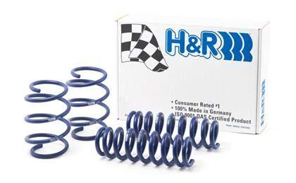 H&R Sport Spring 1.6F 1.5R BMW 328i xDrive Sedan F30 AWD 12-13 Awd H&r Sport Springs