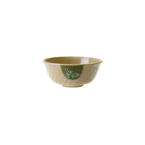 G.E.T. M-608-TD Traditional Fluted 48 Oz Bowl - Dozen