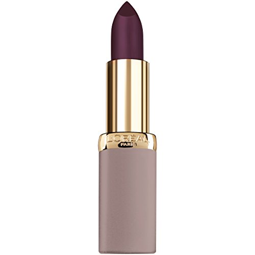 L'Oreal Paris Cosmetics Colour Riche Ultra Matte Highly Pigmented Nude Lipstick, Berry Extreme, 0.13 Ounce