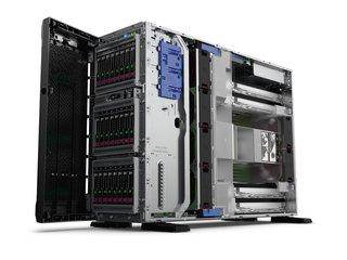 Hewlett Packard Enterprise ProLiant ML350 Gen10 1.7GHz 3106 500W Tower (4U) - Servidor (1,7 GHz, 3106, 16 GB, DDR4-SDRAM, 500 W, Tower (4U)) 2M261F6