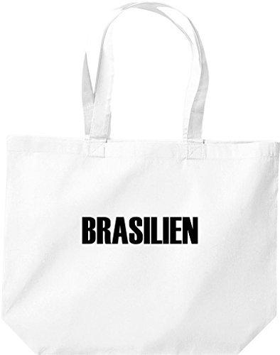 Grosse Brasile Paesi Senza Bianchi Shopping Bag Calcio rgAr4R