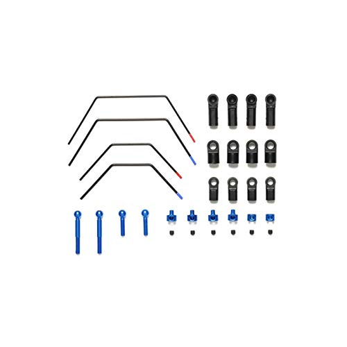 - Tamiya America, Inc Stabilizer Set (Front and Rear): M-07 Concept, TAM54757