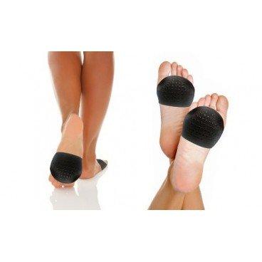 UPC 758149354989, Ball of Foot Gel Toe Cushion Socks Foot Pain Relief