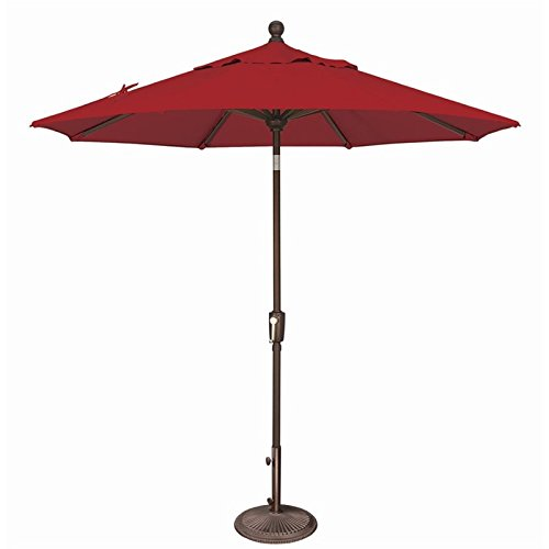 SimplyShade Catalina Patio Umbrella in Red