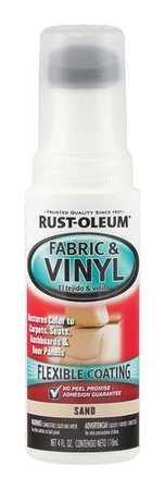 Automotive Fabric/Vinyl Paint, 4 oz. (Sand Vinyl Tack)