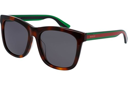 Gucci Grey Leses Square - Glasses Gucci Online