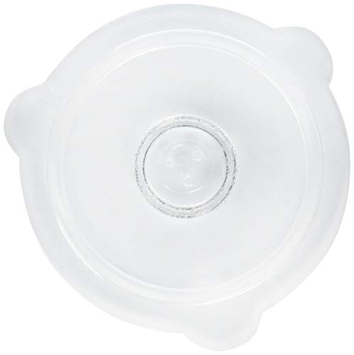 - Cuchina Safe Vented Glass Microwave Plate Cover; Perfect Lid for Bowls, Mugs, and Pots (8in and 9in - 2 Piece Set).