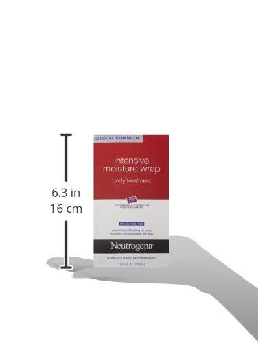 Neutrogena Norwegian Formula Intensive Moisture Wrap Body Treatment Ff, 10.5 Oz by Neutrogena (Image #10)
