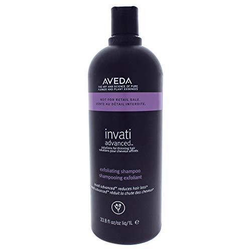 Aveda Invati Advanced Exfoliating Shampoo for Unisex, 33.8 Ounce