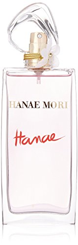 Hanae Mori Fragrance Perfumes (Hanae Mori Eau de Parfum, 3.4 Ounce)