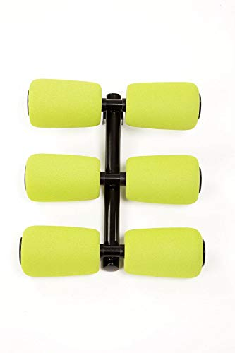 AB Doer 360 Accessory - 6-Pack Massage Roller Massages and Stretches Your Entire Back and Spine! A Must-Have Accessory!