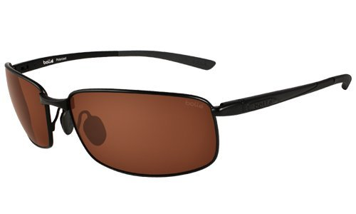 11566 Polarised Black Satin uk Bolle SunglassesAmazon co Benton WIHYE2D9