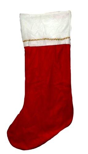 Jumbo Felt Christmas Stocking 34 Inch by (Jumbo Christmas Stocking)