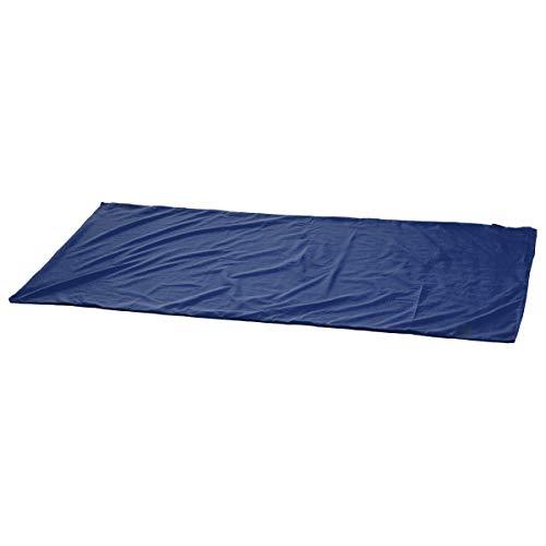 SEA TO SUMMIT 100 /% Premium Silk Sleeping Bag Liner Mummy with Hood Navy