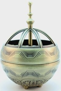 Liahona Genuine Brass Finish