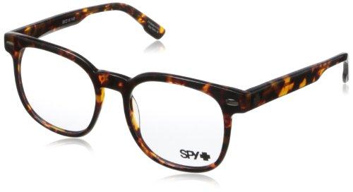 Spy Rhett Round Eyeglasses,Tiger Tort,50 mm Tiger Eyeglass