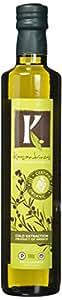Kasandrinos Organic Extra Virgin Greek Olive Oil (500 ML Bottle)