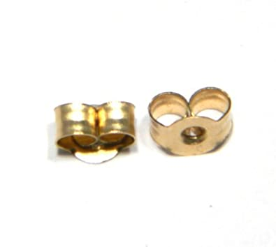 3 PAIRS 9CT GOLD HALLMARKED REPLACEMENT EARRING BACKS BUTTERFLIES 5MM bVv7ce0Sdh
