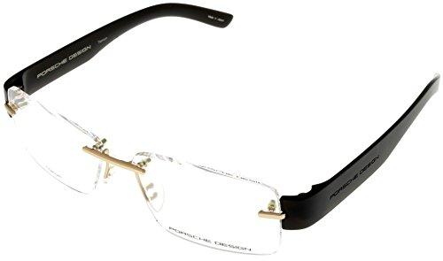 5d705f3616 Porsche Design Eyeglasses Titanium Frame Men P8206 A 53 Rimless - Buy  Online in Oman.