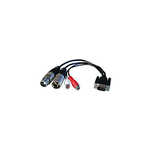 - RME BO968 | Digital Breakout AES/EBU SPDIF Cable for HDSP 9632 HDSPe 9632 DIGI 96/8 PAD