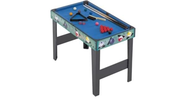 Chad Valley 3ft 4-in-1 Multigames Table -Graphics may vary to ...