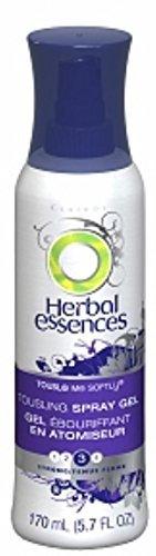 Herbal Essences Tousle Me Softly Spray Gel 5.70 oz