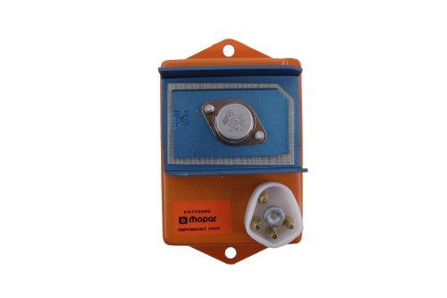 Genuine Mopar P4120505 Orange Electronic Control Unit