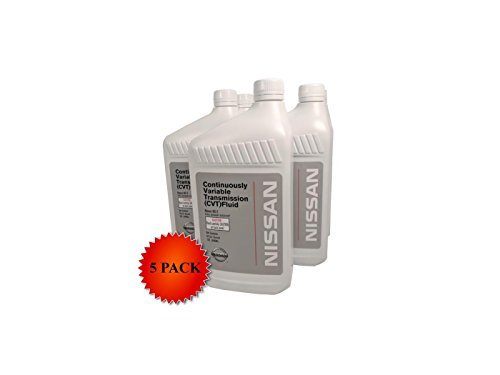 - Genuine Nissan OEM CVT-2 Transmission Fluid 999MP-NS200P (5 Quarts)