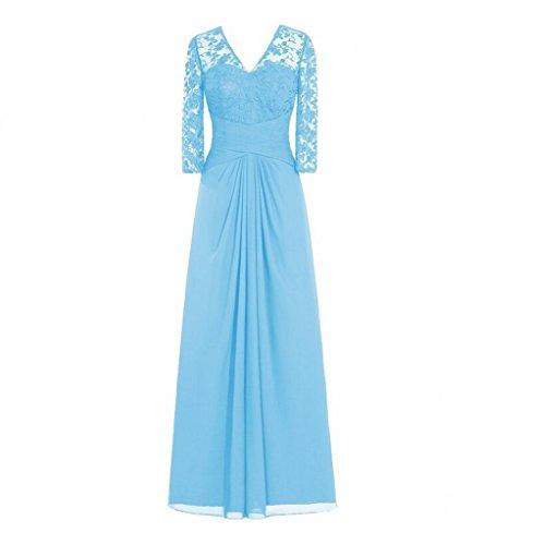 Mädchen Blau Mädchen KA Beauty Kleid KA Kleid Blau KA Beauty UwFwq7fdgx
