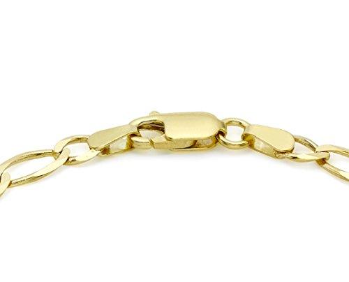 Carissima Gold Pulsera de unisex con oro amarillo de 9 quilates (375/1000) Carissima Gold Pulsera de unisex con oro amarillo de 9 quilates (375/1000) Carissima Gold Pulsera de unisex con oro amarillo de 9 quilates (375/1000)