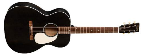 Martin 000-17 Acoustic Guitar - Black Smoke