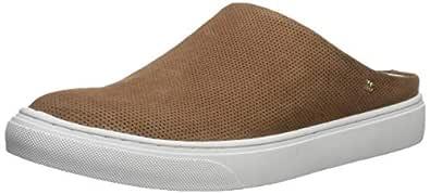 Kenneth Cole New York Women's Mara Mule Slip On Sneaker, Almond 6 M US