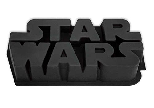 STAR WARS - BAKING DISH / TRAY / CAKE MOULD / CAKE PAN (CLASSIC LOGO)