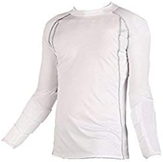 product image for WSI Sports Catcher Shirt, White, Youth Large