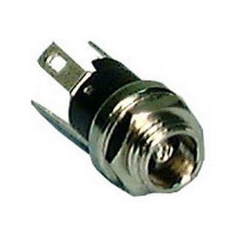 Philmore Panel Mount DC Power Jack (2.1mm Center Pin) : 2112