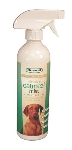 Naturals Oatmeal Mist Dog Itch Relief in Green – 17 oz., My Pet Supplies