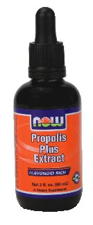 Now Foods Propolis Plus Extract, 2-Ounce