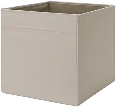 IKEA Drona Caja, beige, paquete de 6: Amazon.es: Hogar
